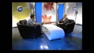 Как достичь успеха в жизни? Интервью с Борисом Мельцером. 9 канал израильского ТВ