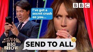 Send To All with Alex Jones - Michael McIntyre
