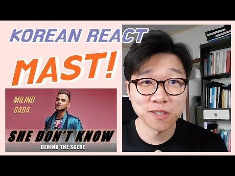 korean-react-on-she-don't-know-millind-gaba-song-shabby-new-hindi-song-2019-latest-hindi-songs