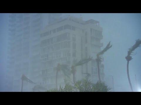 Hurricane Maria clobbers Puerto Rico
