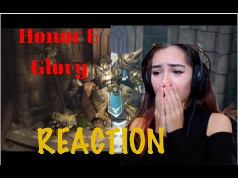 """""""Honor and Glory"""" Animated Short Film REACTION"""