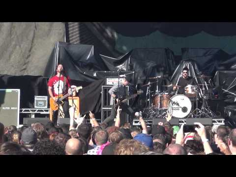 Hot Water Music - Remedy (live at Riot Fest 2012)