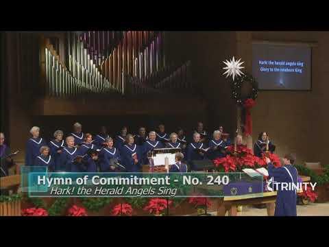 Trinity UMC Traditional Worship | 12-22-19