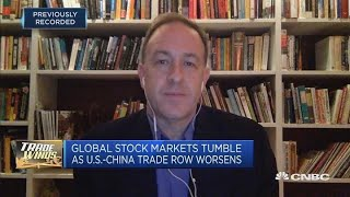 The China-US trade spat is 'very concerning': Analyst | In The News
