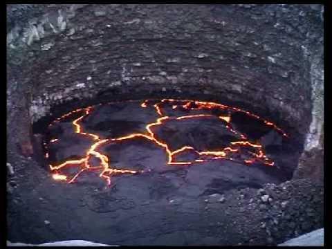 Lava Lake Tectonics