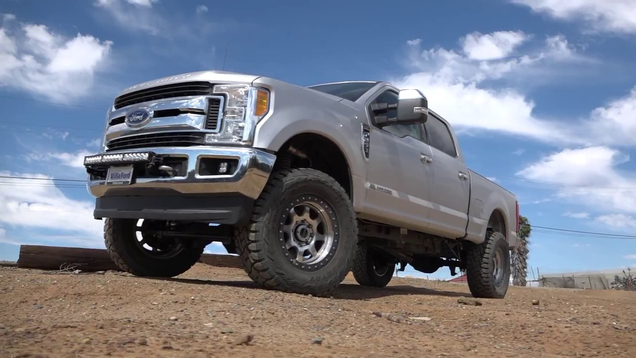 Carli Suspension 2017 Ford Super Duty Pintop Testing Barstow