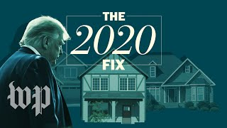 Trump struggles to keep voters he won in 2016 | The 2020 Fix