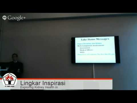 Lingkar Inspirasi - Exploring Kidney Health in Indonesia and Potential Solutions