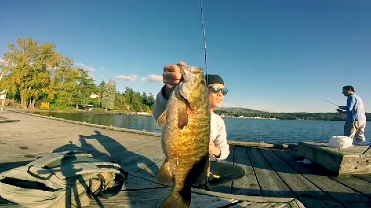Fishing dope lake washington smallmouth bass fishing for Bass fishing washington