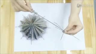 Quan Zhi Gao Shou (The King's Avatar) Fanmade Steel Thousand Change Umbrella Model