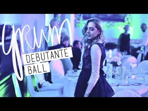 I Went to a Gossip Girl Debutante Ball?! (w/ eSalon) ✨ chanelegance
