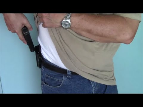 Intro to OWB CCW Concealed Carry #ccw