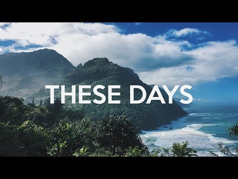 These Days - Inspiring Piano Vocal Pop Beat | Prod. By Epistra x Dansonn