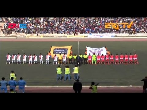 ERi-TV Sports: Report on Eritrea vs Kenya Soccer Game - ጸብጻብ ጸዎታ ኩዑሾ እግሪ ኤርትራን ኬንያን
