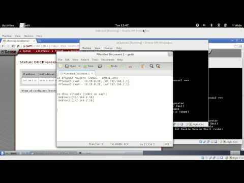 pfSense site-to-site IPsec