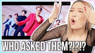 EXO 엑소 'Love Shot' MV REACTION