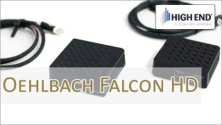 High End 2016: Oehlbach Falcon HD vorgestellt