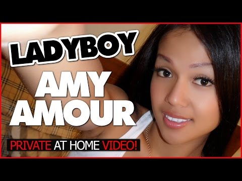 ladyboy amy amour private video interview at home endlessvideo. Black Bedroom Furniture Sets. Home Design Ideas