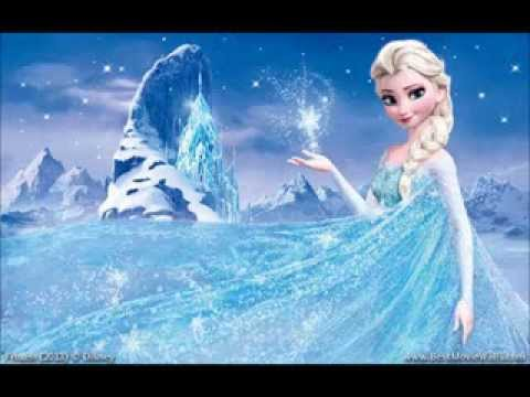 Let it go - Disney's Frozen Movie Lyrics - Performed by Idina Menzel