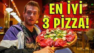Ödüllü Pizza Yedim! Dubai'nin Enleri!