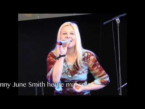 Danny June Smith live vom Country & BBQ Festival Schaan, Liechtenstein