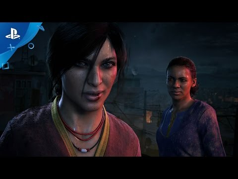 UNCHARTED: The Lost Legacy - PlayStation Experience 2016: Announce Trailer | PS4