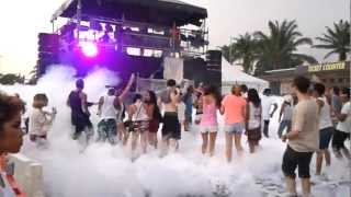 Foam Party - Future Music Festival Asia 2012