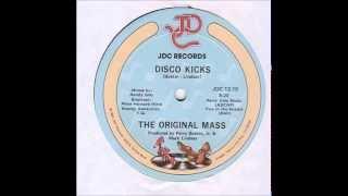 The Original Mass - Disco Kicks (1981)