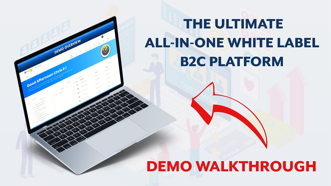 Demo Walkthrough - White Label Software and Service Fulfillment By Maineiac Mac