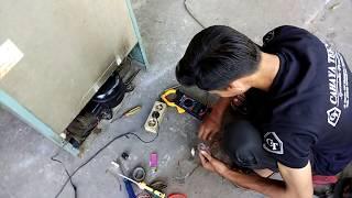 Cara mudah mengiritkan arus listrik pada kulkas