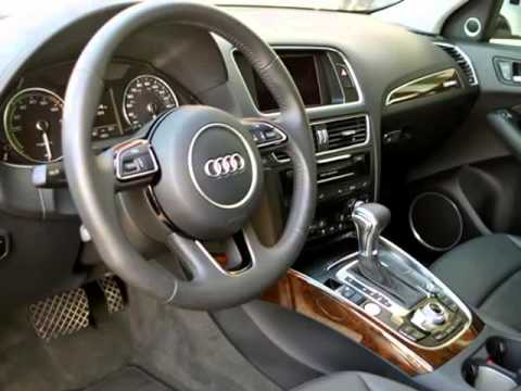 2017 Audi Q5 Hybrid Quattro 1 Owner With Sport Interior Package Ft Worth Texas