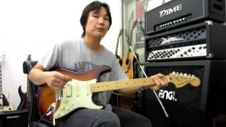 อ.โอ๋ รีวิวกีตาร์ไฟฟ้า Fender Deluxe Series Stratocaster HSS