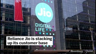 Reliance Jio Adds Highest Monthly Subscribers In A Year thumbnail