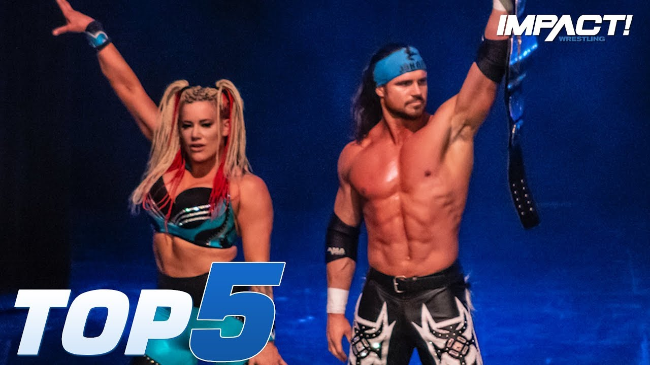 Top 5 Must-See Moments from IMPACT Wrestling for Dec 6, 2018 | IMPACT!  Highlights Dec 6, 2018