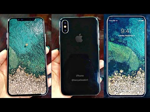 Thumbnail: iPhone 8 LIVE!!!!