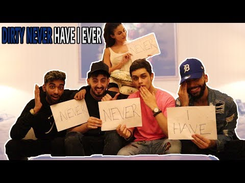DIRTY NEVER HAVE I EVER CHALLENGE W/ HARRIS J, ADAM SALEH, NAPTOR
