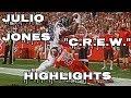 """Julio Jones Highlights """"Crew"""""""