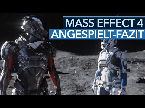 Thumbnail: Ist Mass Effect: Andromeda wie Dragon Age Inquisition im Weltraum?