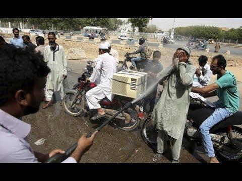 اتصال هاتفي: موجة حر قاتلة تضرب كراتشي  - نشر قبل 1 ساعة