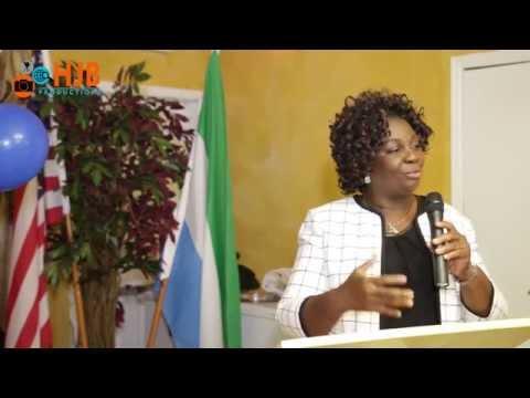 Hon. Madina Rahman Deputy Min of Health & Sanitation