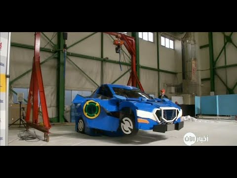 من وحي الخيال العلمي: روبوت يتحول إلى سيارة مأهولة في دقيقة  - نشر قبل 2 ساعة