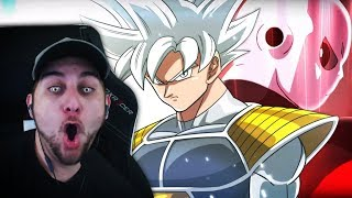 THIS DRAGON BALL ANIMATION IS AMAZING! | Kaggy Reacts to GOKU SAIYAN RANGERS 2 - THE ATTACK OF JIREN