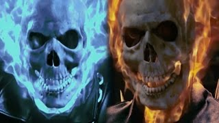 Ghost Rider vs Angel Rider  Fight Scene HD