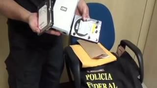 Polícia Federal faz operação de combate à pornografia infantil em oito estados