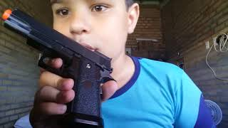 Minha armas de brinquedo