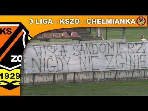 3L: KSZO Ostrowiec Św. - Chełmianka Chełm (19.10.2019 R.)