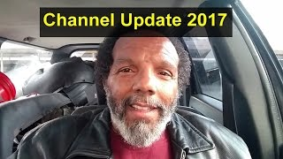 YouTube channel update from Robert DIY, Happy New Year 2017 is here.