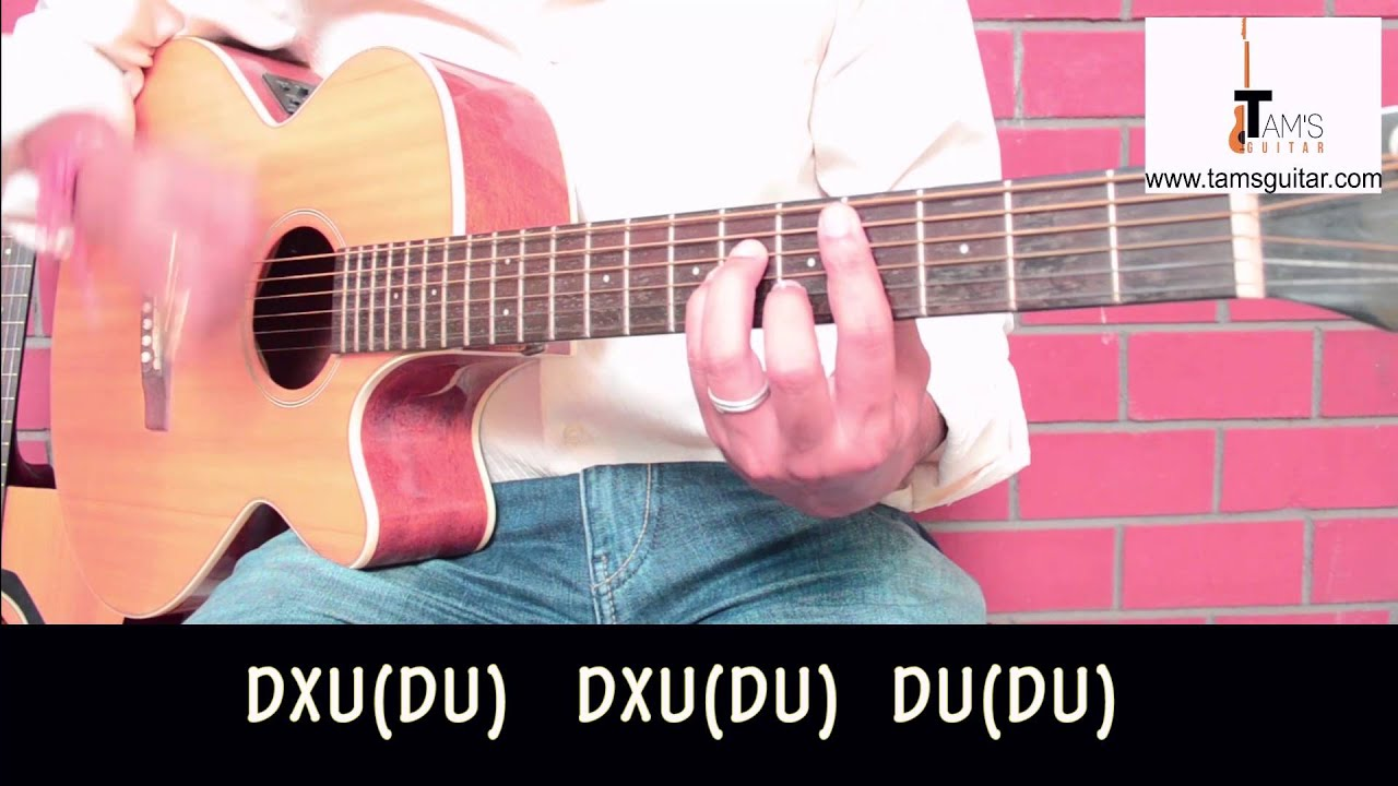 3 Bollywood Strumming Patterns On Guitar You Should Know Youtube