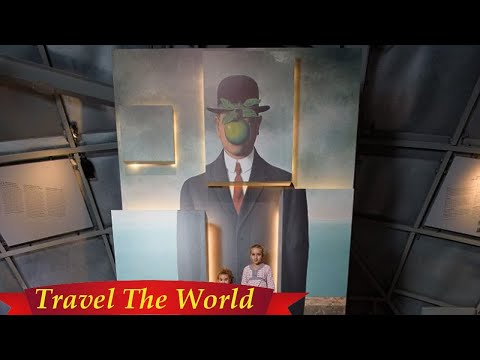 Like Magritte's art? Then head for Brussels  - Travel Guide vs Booking