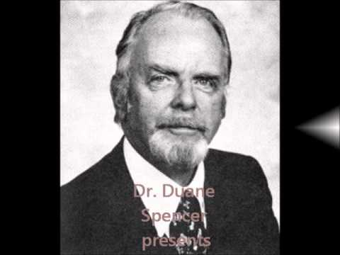 Miracles - Dr  Duane Spencer